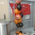 воздушные шары на 9 мая