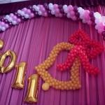 шарики на выпускной