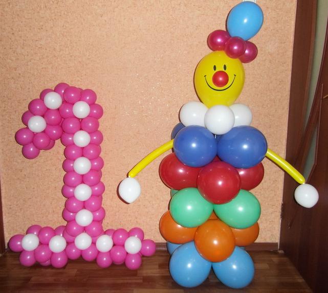 Как сделать шары на день рождения своими руками