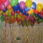 шары под потолок
